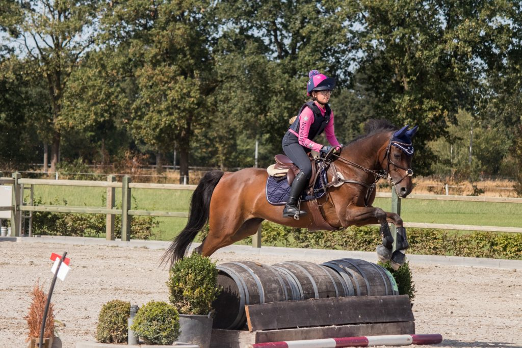 Eventing Derby Reuver 12-08-2018